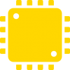 Microprocessor  Icon Download image #9574