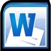 Microsoft Office Word Icon   Office 2010 Icons   Softiconsm image #1778