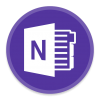 Microsoft One Note Icon image #37649