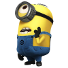 Minion Kevin  Transparent Picture image #42187