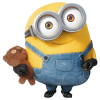 Minions Bob Transparent Background Image image #42191