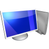 Monitor, Computer Icon Png image #45252