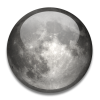 Moon Download Icon image #23630