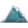 Mountain  Clipart image #36223