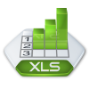 Ms Excel Xls Icon image #3380