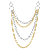 Multi Strand Jewelry Necklace image #45122