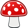 Mushroom Icons No Attribution image #15698