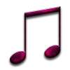 Music Note Download Icon thumbnail 34240
