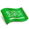 Muslim Flag, Islamic Symbols Icon image #13213