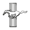 Mustang Ford Logo Icon image #14204