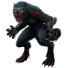 Mythical Creature Werewolf Clip Art Image High-quality image #48862
