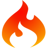 New Flame Icon image #4864