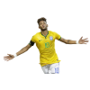 Neymar Render Athlete image #44983