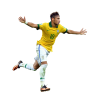 Neymar Render Football Athlete image #44994