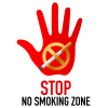 Icon Svg No Smoking image #26845