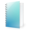 Icon Vector Notepad image #17540