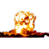 Nuclear Explosion  Download Clipart image #30062