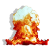 Download Free High-quality Nuclear Explosion  Transparent Images image #30064