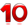 Number 10 Icons No Attribution image #20698