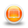 Free Open Book  Icon image #16372