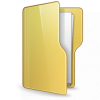 Open Folder Full Icon image #24496