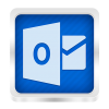Outlook Icon   Boxed Metal Icons   Softiconsm thumbnail 2174