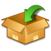 Packages Icon Hd image #20667