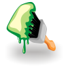 Icon Download Paint Brush image #9038