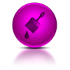 Paint Brush  Icon Library thumbnail 9040