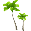 Palm Tree  Clipart image #31890
