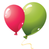 Party Balloons Icon image #16189