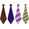 Patterned Mens Ties image #42567