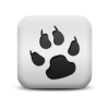 Paws Dog Icon image #35945