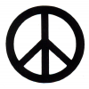 Peace Sign  Download Free Vector image #19843