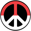Peace Sign Icon Download image #19847