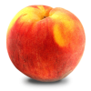 Background Transparent  Peaches image #41713