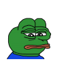 Sad Pepe Clipart  Collection image #45783