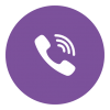Phone Viber Logo Purple Background The Background Rounds image #48169