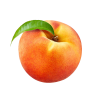 Photos Peach Transparent thumbnail 41702