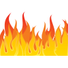 Picture Of Fire Flames   Cliparts image #700