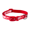 Pictures Of Red Patterned Dog Collar image #48131