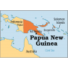 Pictures Papua New Guinea Map World Image image #44723
