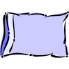Pillow Clipart image #28464
