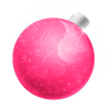 Pink Christmas Ball image #4646