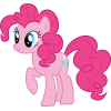 Pink Cute My Little Pony Clipart image #47122