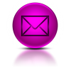 Icon Symbol Pink Message image #12050