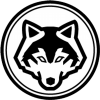 Pixel Wolf Icon image #2849