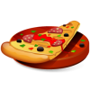 Free Pizza Icon image #25585