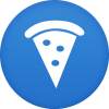 Icon Transparent Pizza image #25586