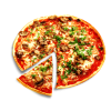 Big Pizza One Slice image #19325